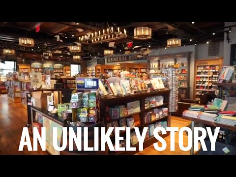 AN UNLIKELY STORY! DIARY OF A WIMPY KID BOOKSTORE!