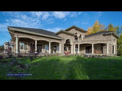 Tour A $7.5 Million Edmonton Home That Just Hit The Market
