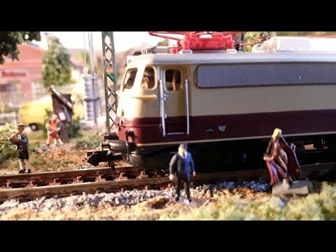 Modellbahn Spur n #244    🌟Neu.Neu.Neu.🌟die  E 10.12 /BR 112 kommt auf die Anlage Waldkirch.