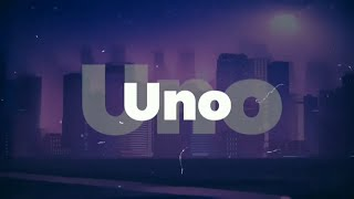 UNO (cover) - Saftar \u0026 L'ZA (Lyrics Video)