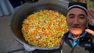 видео: Узбекистан #2. СИТОРА ПЛОВ (звёздный плов)