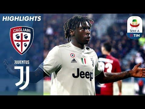 Cagliari 0-2 Juventus | Kean Scores AGAIN in Juve Win! | Serie A