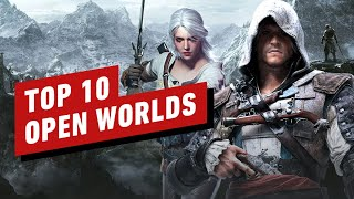 The Best Open Worlds of All Time