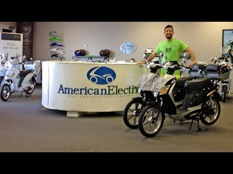 AmericanElectric Bike And Scooter Store In Miami Florida - Shop Tour With EBike Overview