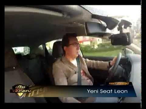 Yeni Seat Leon Test – Oto Dünyası