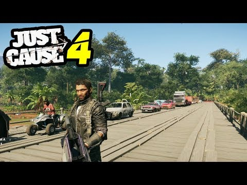 Just Cause 4 - Ah, MULTIPLAYER.. & Why The Gameplay IS DIFFERENT! | SuperRebel