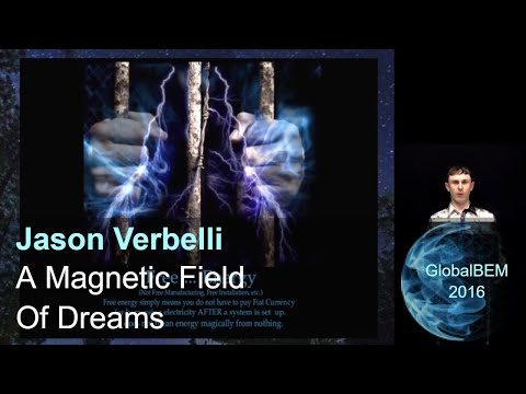 A Magnetic Field Of Dreams | Jason Verbelli
