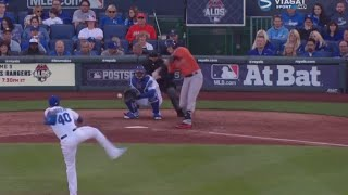 Бейсбол. Плей офф MLB. Полуфинал Американской Лиги: Торонто - Техас. Матч 2 (10.10.2015)