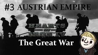 HoI4 - The Great War Mod - Austrian Empire - Part 3 (& 10 000 subscribers)