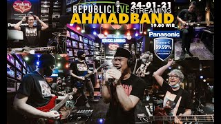 Download Live Streaming Concert : AHMAD BAND. Mulan Jameela, Ikmal Tobing, NisaKu | MC: Rizky Billar & Reymon