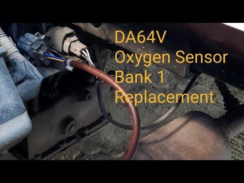Suzuki DA64V Oxygen Sensor Replacement