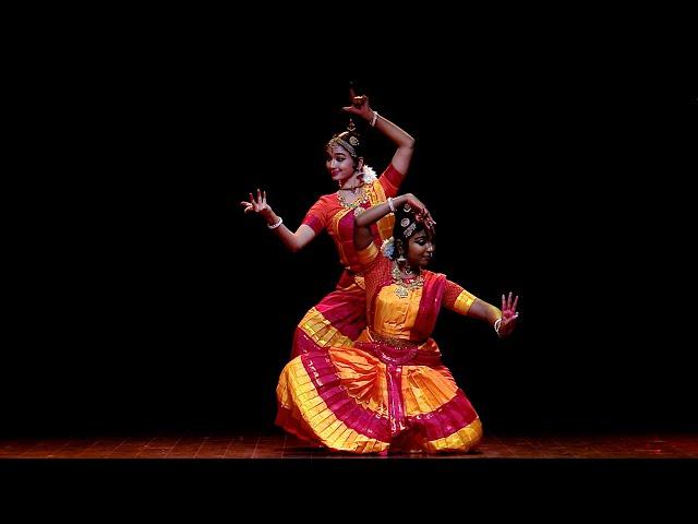 Harinie Jeevitha & Bhairavi Venkatesan duet - Keertanam