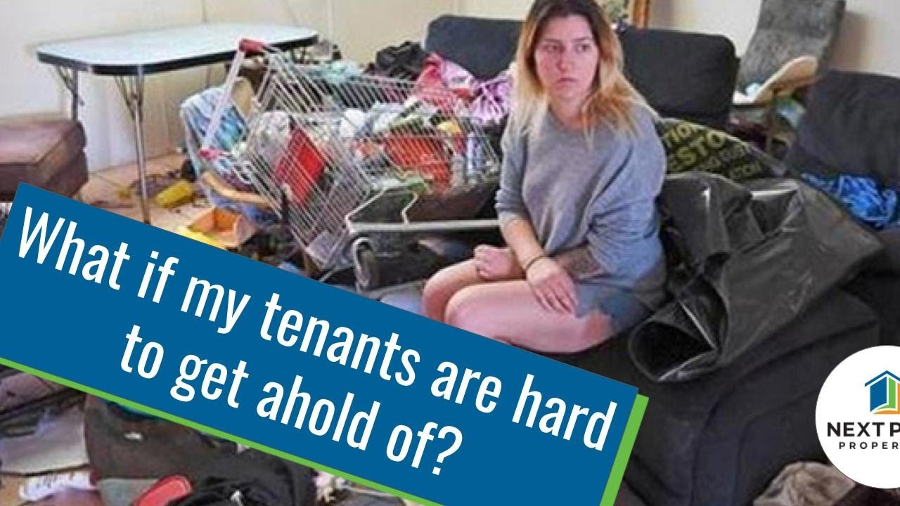Next Page Properties | Are You Struggling To Get A Hold Of Your Tenants?