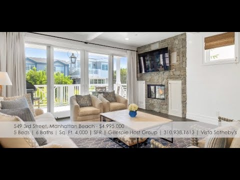Manhattan Beach Real Estate  New Listings: Oct 78, 2017  MB Confidential