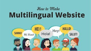 WPML Multilingual Plugin For Wordpress Tutorial - How to Translate & Make Multilingual Website 2019