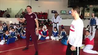 Todays Taekwondo North Carolina Seminar 2018