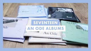 Another Chaotic Haul + Unboxing ♡ 13 Seventeen 세븐틴 An Ode Albums ☆ All Versions
