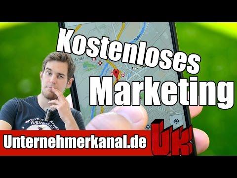 Kostenloses Marketing Für Kleine Unternehmen? Local SEO Tutorial Auf Deutsch