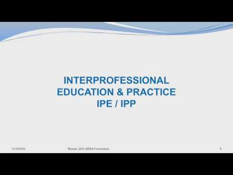 Dynamic Tools to Foster Interprofessional Practice with Children