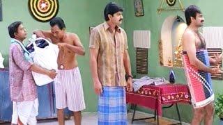Budget Padmanabham Family Jabardasth Comedy Scene - Jagapathi Babu, Ramyakrishna