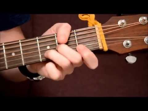 The White Stripes Jolene Guitar Chords Acoustic Tutorial