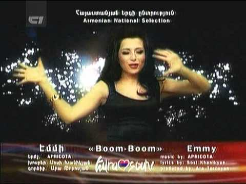 Armenian National Selection - Emmy - Boom-Boom [Eurovision 2011]