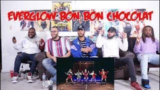 Download EVERGLOW - Bon Bon Chocolat MV   Reaction/Review (에버글로우)봉봉쇼콜라 Mp3