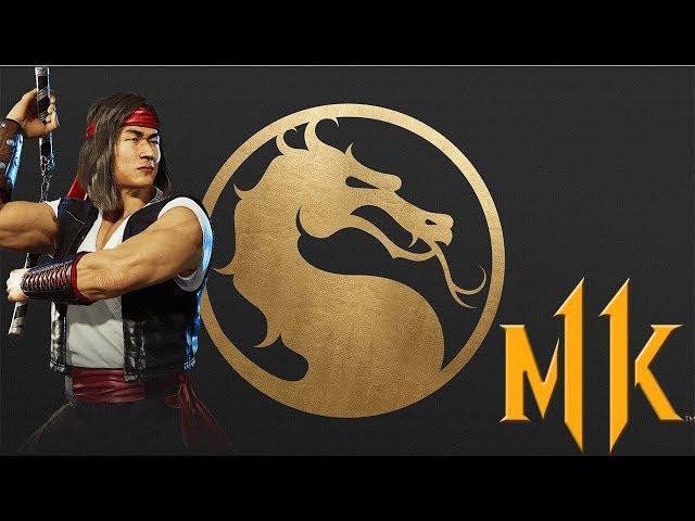 Mortal Kombat 11! - Liu Kang, Armadura de Ouro e AI!!