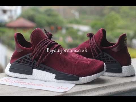 61dbd4a66 Adidas PW Human Race NMD Friends   Family with Basf Boost - YouTube