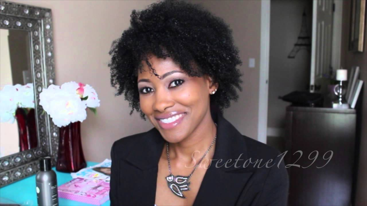 Natural Hair Wash And Go Design Essentials Curlforming Custard