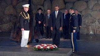 Après Jérusalem et Bethléem, Barack Obama arrive en Jordanie