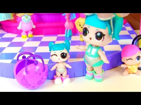 Приключения Куклы Лол Сюрприз в Мультике Lol Surprise Видео для детей