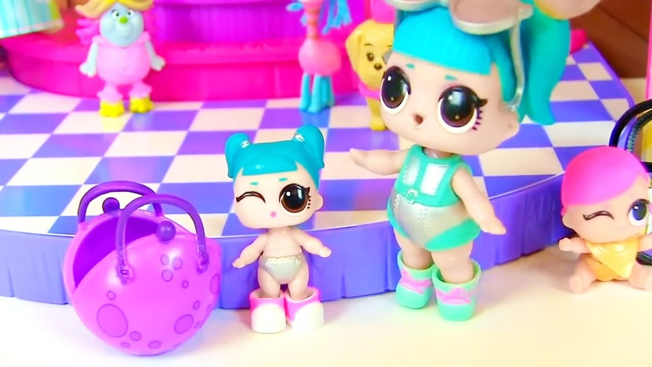 Приключения Куклы Лол Сюрприз в Мультике Lol Surprise ...