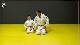 Judo parents/enfants 8-12 ans #1 avec Matthieu et Tristan