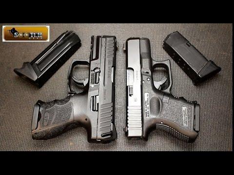 VP9SK Vs Glock 26 9mm Pistols