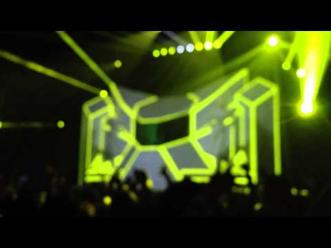 Excision LIVE @ The National, Richmond, Va HIGH QUALITY