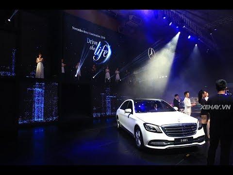 Mercedes-Benz Fascination 2018 tại Hà Nội có gì đặc biệt |XEHAY.VN|