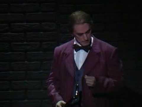 Chris Murray singt Dies ist die Stunde aus Jekyll&Hyde