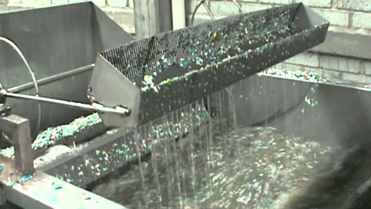 maquinaria reciclaje plastico