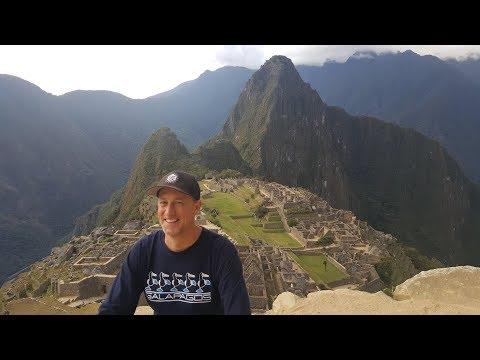 Peru Tour Guide Jose Quilla Huaman describes the Ancient City of Machu Picchu