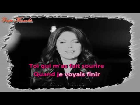 Karaoké - Isabelle Boulay - Ma liberté  2014