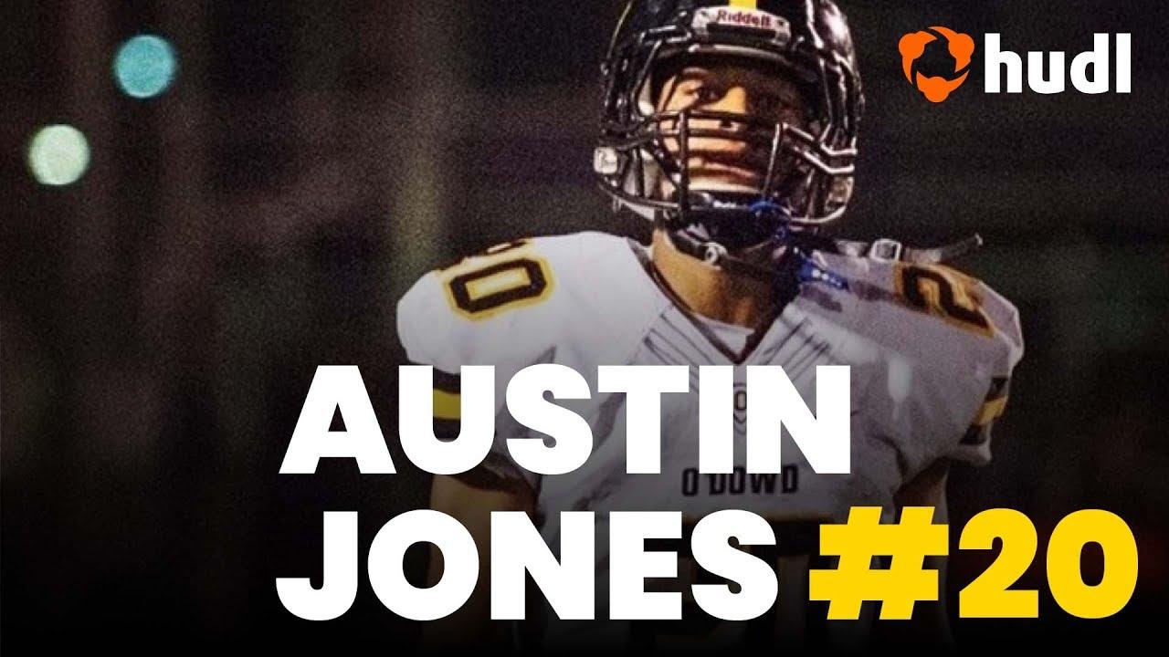 Austin Jones Bishop O Dowd High School Football Ultimate
