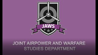 (Disciplines) Joint Airpower and Warfare Studies (JAWS)