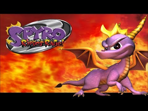 Spyro; Ripto's Rage EP7 - Ocean Speedway & Crush.