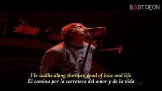Oasis - Cast No Shadow (Sub Español + Lyrics)