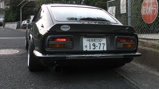 【My FairladyZ Last Run 3 】 S30Z DATSUN 240Z JDM JCCS 旧車 L型 L28改