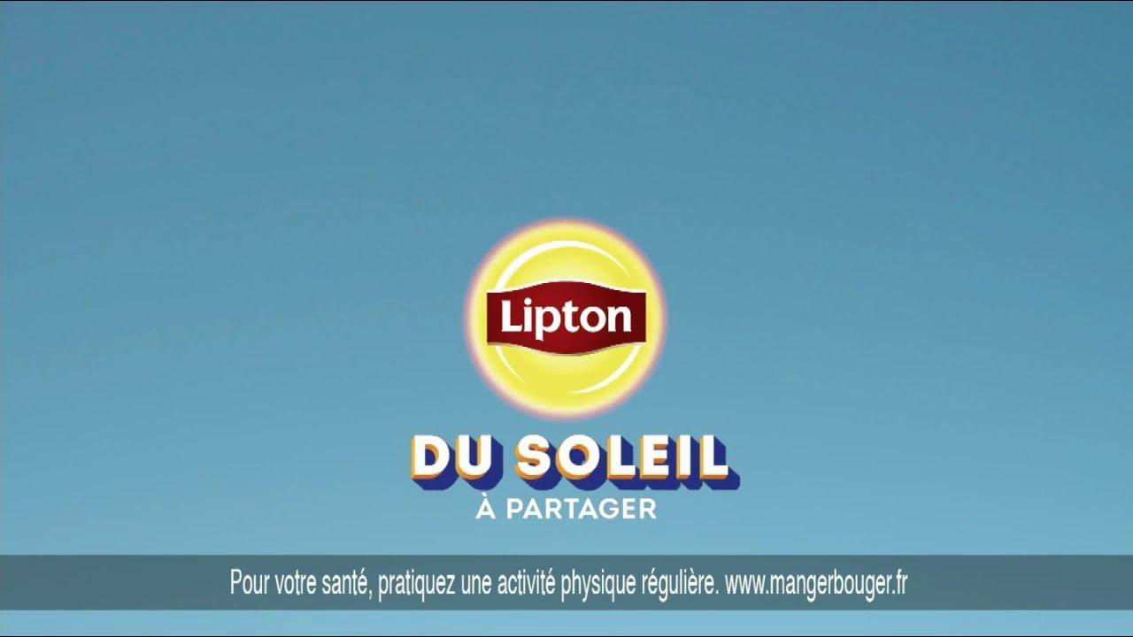 """Musique de la pub Lipton Ice Tea – vivement """"du soleil à partager""""  2021"""