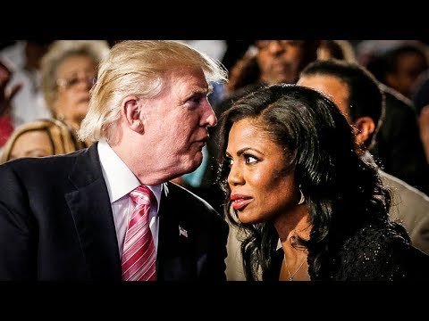Omarosa Physically Dragged From White House, Promises To Spill The Beans On Trump