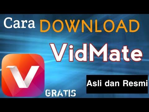 Cara Download Aplikasi VidMate Asli Dan Resmi