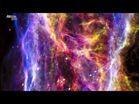 Videos Of Space – Hubble Telescope Zoom In On The Veil Nebula – NASA
